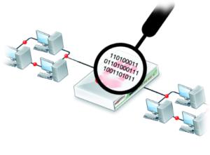 Il riassunto grafico di una procedura di Network Forensics basata sulla professionalità di BIT4LAW