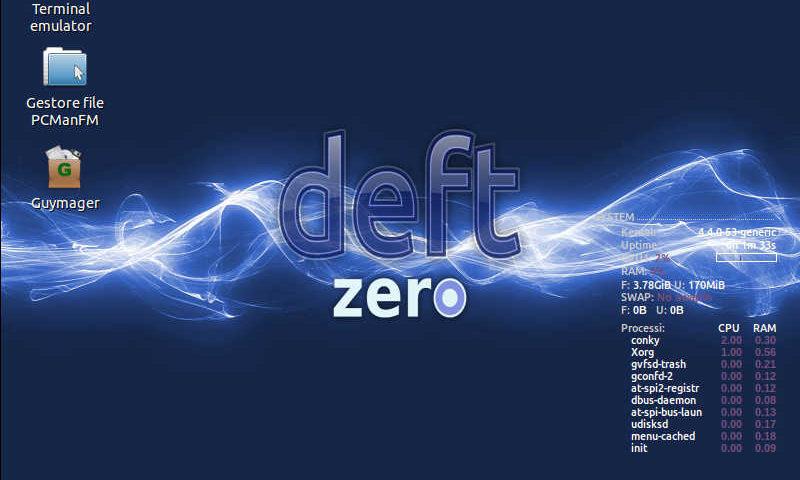 deft zero