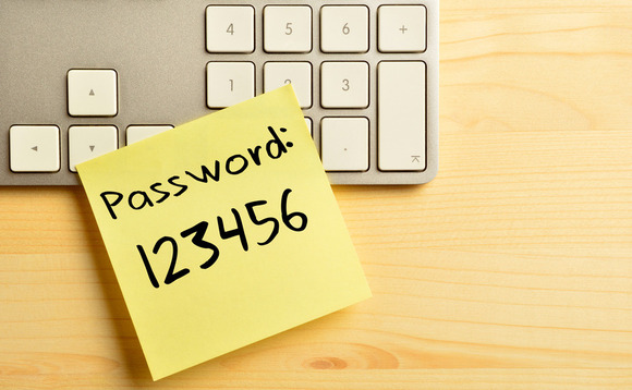controllo password sicura